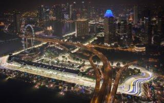 wedden f1 singapore
