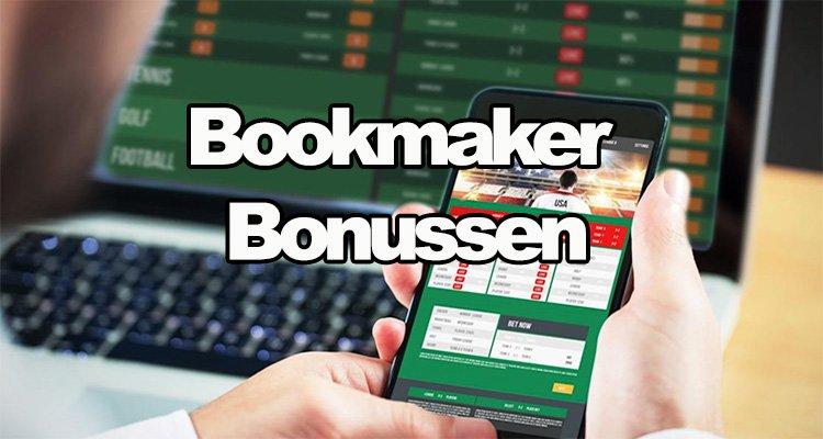 bookmaker bonussen