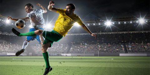 leren wedden op voetbalwedstrijden