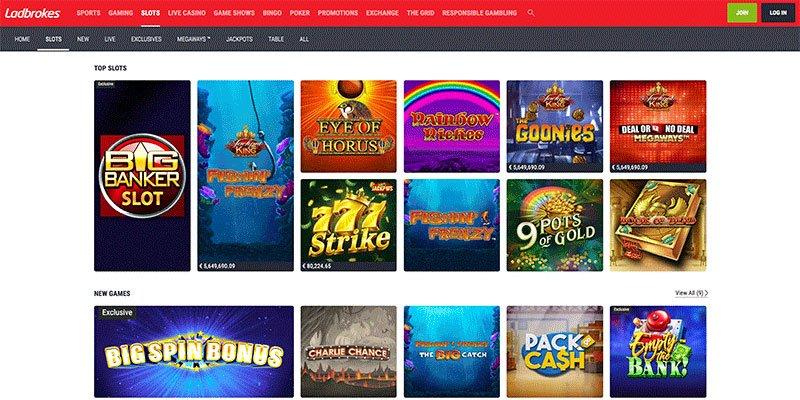 online casino ladbrokes