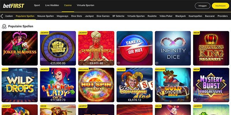 online casino van betfirst