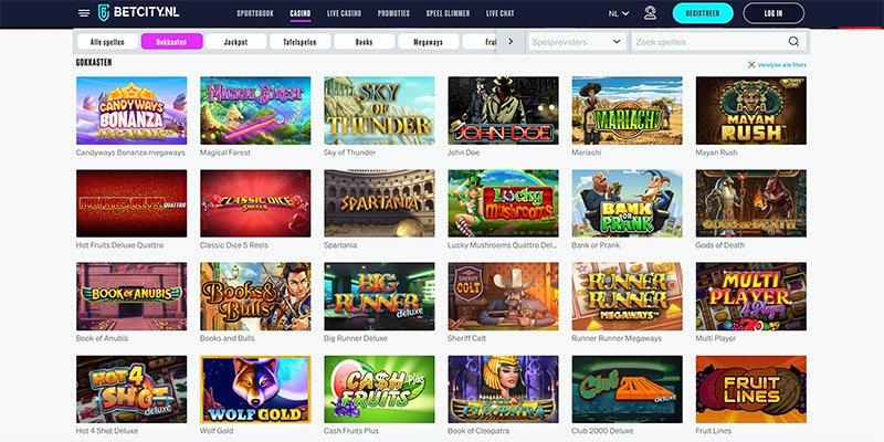 online casino betcity