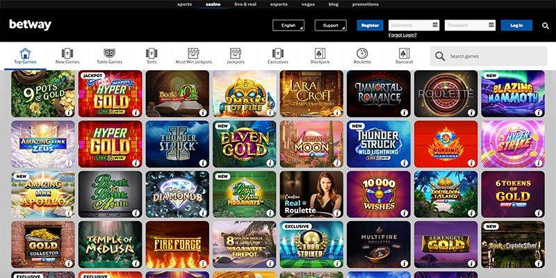 online casino van betway