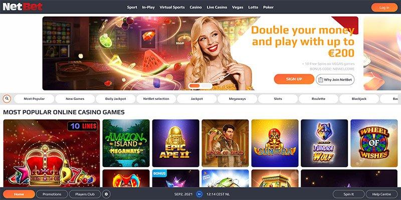online casino van netbet